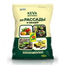 KEVA BIOTERRA для рассады и овощей  (Биогумус)  Гера