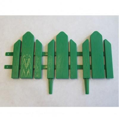 """Бордюр """"Дачник"""" (16х408см) зеленый"""