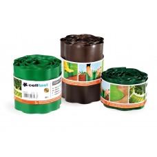 Бордюр огородно-газонный (15х9м) зеленый