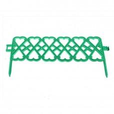 Бордюр Узорный (18х300см) зеленый