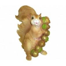 Белка с орешками