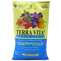 Живая земля цветочная (Terra Vita)